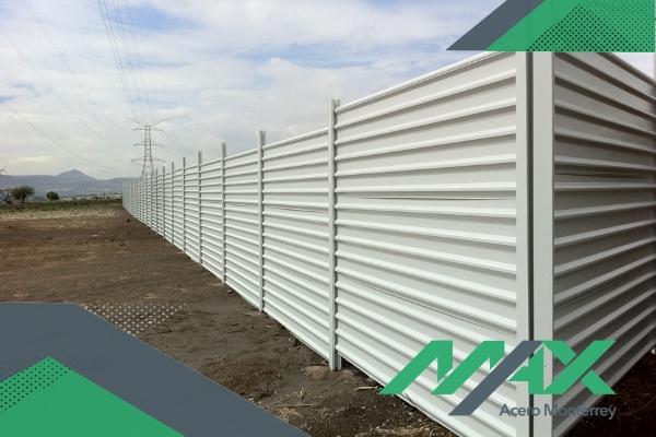 El acero Pintro se ocupa para la producción de láminas, páneles y piezas para la fabricación de productos. Envíos a todo México.