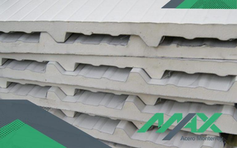 os páneles de acero son un producto compuesto por láminas de acero que cuentan con un núcleo de poliuretano, el cual cuenta con capacidades termoacústicas